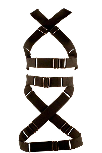 Longline Holster Harness Set
