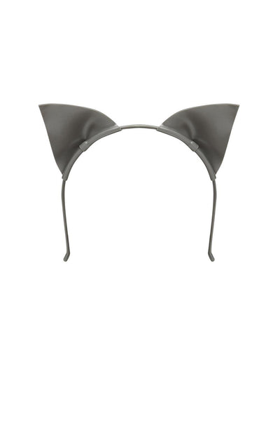 Epsilon Silver Latex Cat Ears