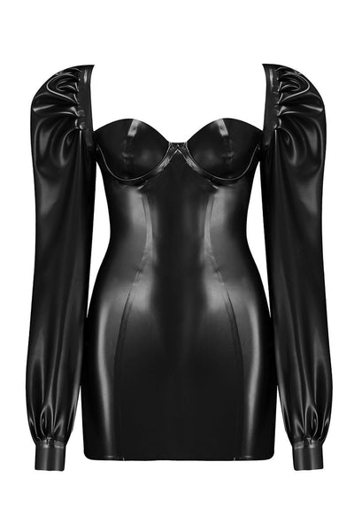 Delta Latex Dress