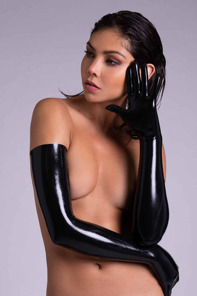 Omega Opera Latex Gloves