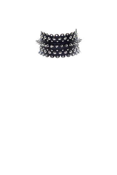 Cherub Leather Choker