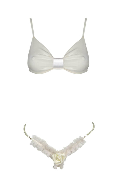 Pure Haute Couture Lingerie Set