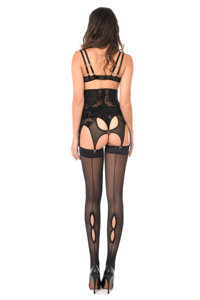 Elektra French Lingerie Set