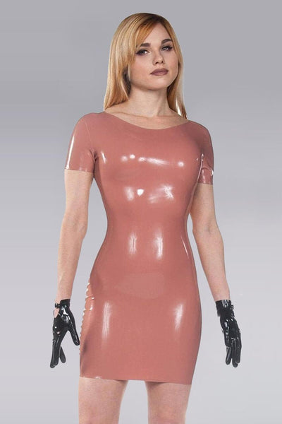 Jane Latex Dress