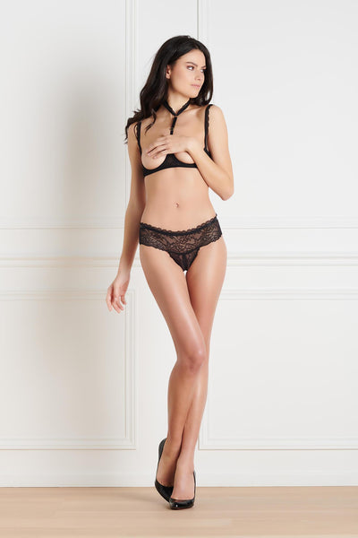 Le Petit Secret Open Cup Lingerie Set