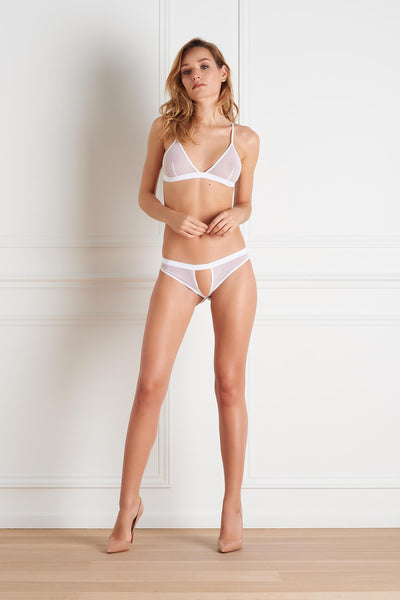 Pure Tentation Bridal Lingerie Set