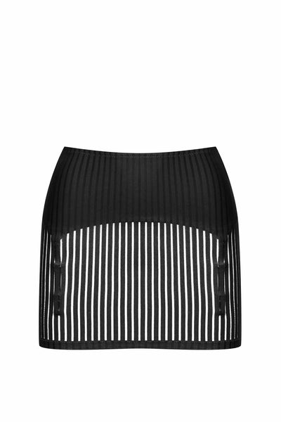 Bande à Part Skirt w/ Suspenders