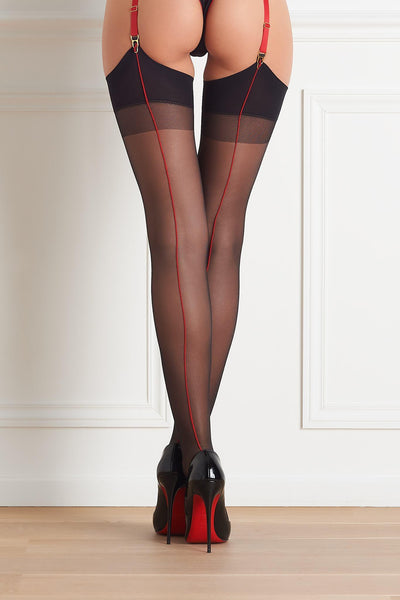 Classic Back Seamed Stockings