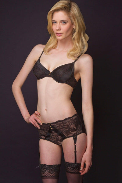 Fever & Thoughts Garter Briefs