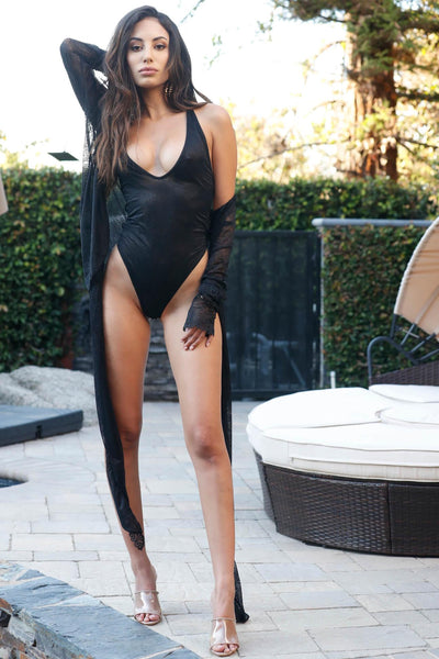 One Piece Intimate Bodysuit