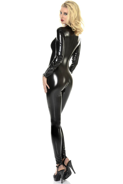Sweety Nude Catsuit