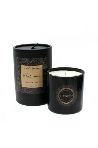 Olivia's Boudoir Massage Candle • Seduction