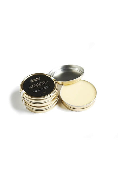 Natural Beeswax Leather Polish - Neutral