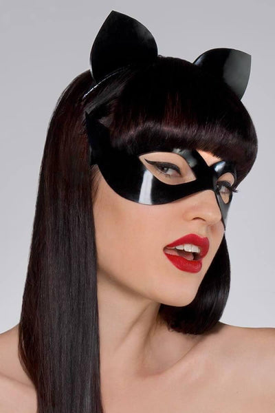 Latex Mistress Mask