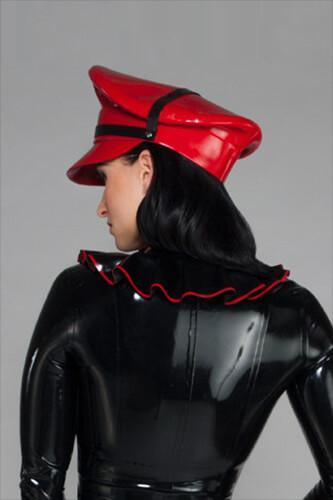 Latex Muir Cap