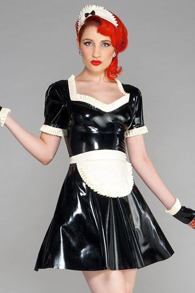 Heidi Latex Dress
