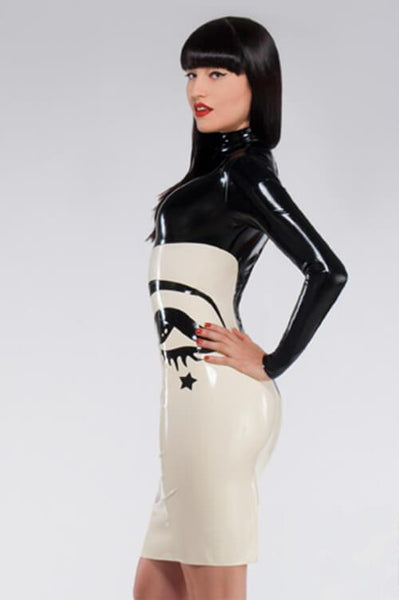 Lada Latex Dress
