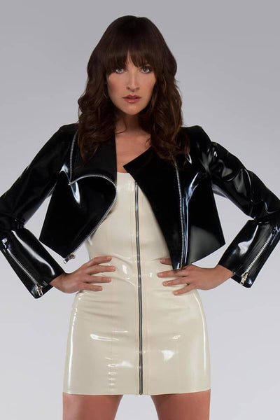 Zeta Latex Jacket