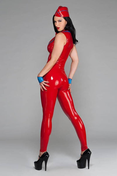 Latex Natural Waist Leggings