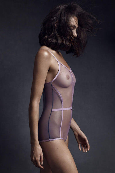 Kelani Sheer Bodysuit
