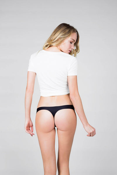 Invisible Tanga Thong