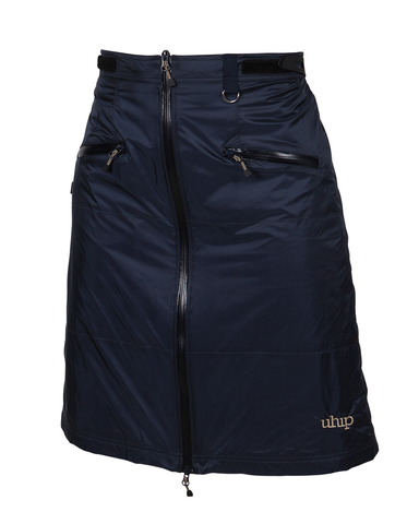 UHIP SKIRT/PILS BLUE