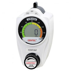 881VR Series Continuous/Intermittent Suction Digital Regulators (0 - 160 Gauge) - Medsitis