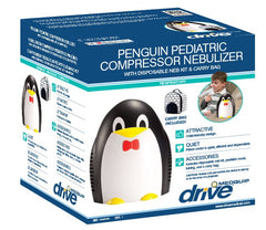 Airial™ Penguin Pediatric Compressor Nebulizer by Drive Medical - MQ6002 - Medsitis