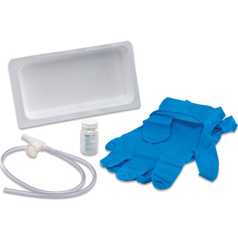 Argyle™ Suction Catheter Trays with Sterile Water