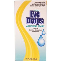 Artificial Tears Sterile Eye Drops 0.5 oz. - ED5