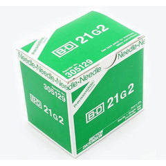 "BD PrecisionGlide™ 21 G x 2"" Hypodermic Needles - 305129"