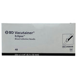 "BD Vacutainer® Eclipse™ Blood Collection Needles 22G x 1-1/4"" - 368608 - Medsitis"
