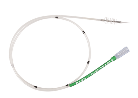 PEG (Percutaneous Endoscopic Gastrostomy) Cleaning Brush - 000396