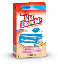 Boost® Kid Essentials™ 1.0 Creamy Strawberry Flavor by Nestle 8 oz. - 33530000 - Medsitis