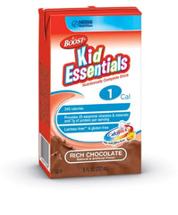 Boost® Kid Essentials™ 1.0 Rich Chocolate Flavor by Nestle 8 oz. - 33520000