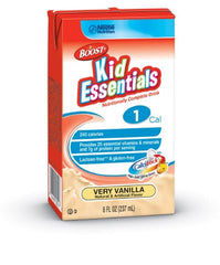 Boost® Kid Essentials™ 1.0 Very Vanilla Flavor by Nestle 8 oz. - 33510000 - Medsitis