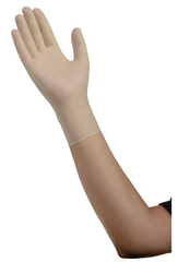 Esteem® Stretch Vinyl PF Exam Gloves Small - 8881DOTP - Medsitis