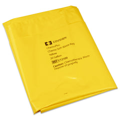 ChemoPlus™ Chemo Soft Yellow Waste Bag - Medsitis