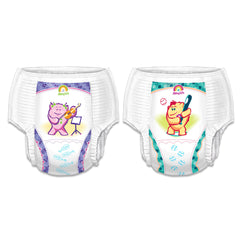 Curity™ Pull-On Youth Heavy Absorbency Training Pants - 7006 - Medsitis