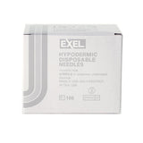 EXEL Hypodermic Needles w/ Regular Wall - 264XX - Medsitis