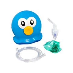 Essentials™ JoJo the Jellyfish Pediatric Piston Style Compressor Nebulizer - ZRCN02PED - Medsitis