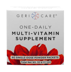 Geri-Care Multivitamin Supplement Powder - 357896505080