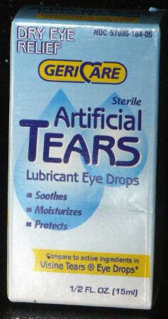 GeriCare Tears Solution