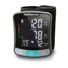 HealthSmart® Premium Talking Digital Wrist Blood Pressure Monitor - 04820001