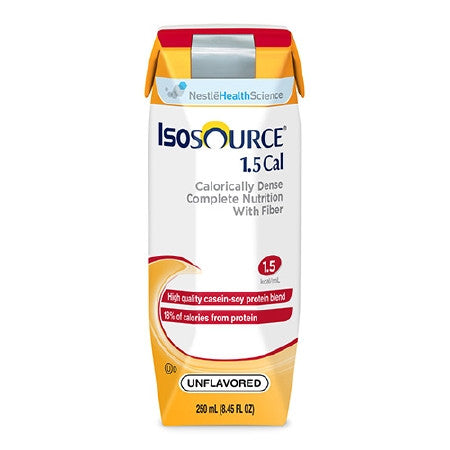 Isosource® 1.5 Cal - Unflavored 250 mL.