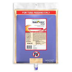 Isosource® 1.5 Cal UltraPak® Ready-To-Hang Tube Feeding Formula Bag System - Unflavored
