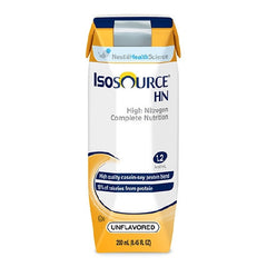 Isosource® HN - Unflavored 250 mL. - Medsitis