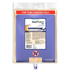 Isosource® HN UltraPak® Ready-To-Hang Tube Feeding Formula Bag System - Unflavored