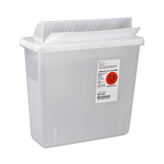 In-Room™ Sharps Containers with Always-Open Lid - Medsitis