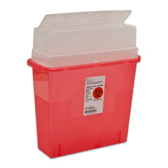 In-Room™ Sharps Containers with Tortuous Path Lid - Medsitis